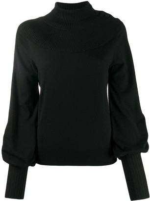 Chloé Knitted Wool Jumper