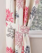 Fashion World Millie Printed Floral Curtain Tie-Backs