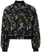 Giambattista Valli floral bomber jacket