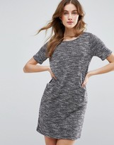 Vila Shift Dress With Front Pockets