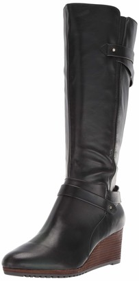 Dr. Scholl's Shoes Women's Check It Wedge Boot