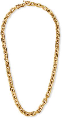 Fallon Nancy Toggle Chain Necklace, 10mm