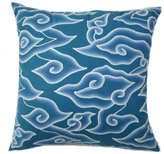 Cloud Batik Pillow