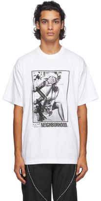 Neighborhood White Kosuke Kawamura Edition 2/C T-Shirt