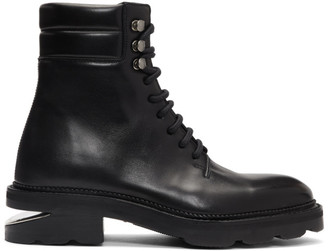 Alexander Wang Black Andy Hiker Boots