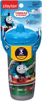 Playtex Baby Sipsters Spill-Proof Thomas & Friends Kids Spout Cup, Stage 3 (12+ Months), Pack of 1 Cup