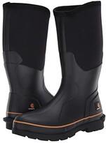 Carhartt Mudrunner 15 Non-Safety Waterproof Rubber Boot (Black) Men's Work Boots