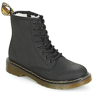 Dr. Martens SERENA JUNIOR girls's Mid Boots in Black