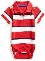 Tommy Hilfiger Bold Stripe Polo