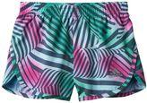 adidas Girls 4-6x Print Woven Shorts