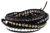 Chan Luu Multistone Bead Wrap Bracelet