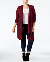 INC International Concepts Plus Size Duster Cardigan, Only at Macy's