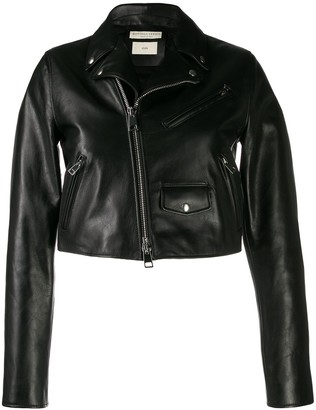 Bottega Veneta Cropped Jacket
