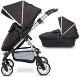Silver Cross Wayfarer Chrome Pram and Pushchair