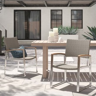 Bruce Patio Dining Chair Foundstone