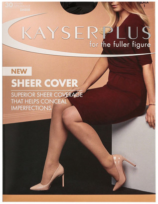 Kayser H10621 30D Sheer Cover Plus