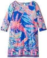 Lilly Pulitzer Bay Dress Girl's Dress
