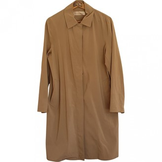 Ramosport Beige Coat for Women