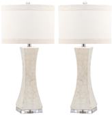 Safavieh Shelley Conclave Table Lamp Set of 2