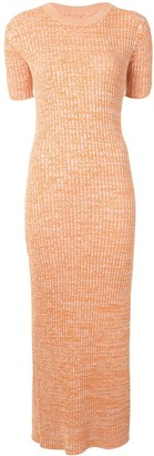 ANNA QUAN Melina ribbed dress