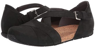 Teva Mahonia Mary Jane (Black) Women's Shoes