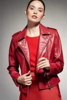Witchery Gilot Leather Jacket