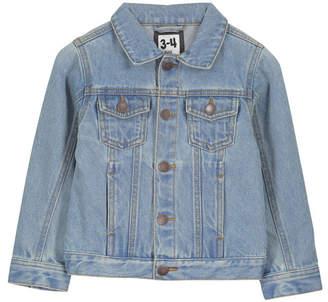 Cotton On Toddler, Little and Big Boys Quinn Denim Jacket