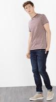 Esprit OUTLET striped jersey t-shirt