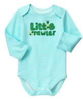 Gymboree Little Crawler Bodysuit