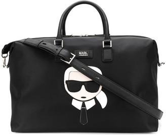Karl Lagerfeld Paris K/Ikonik holdall