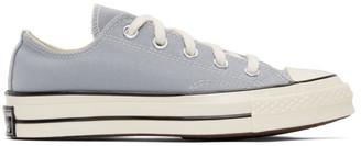 Converse Grey Chuck 70 OX Sneakers