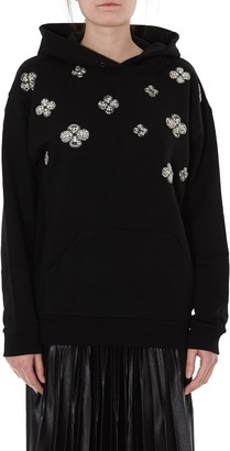 Givenchy Embellished Hoodie