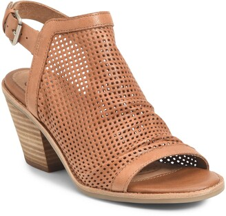 Sofft Milly Perforated Sandal