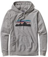 Patagonia Men's Fitz Roy Banner Lightweight Pullover Hooded Sweatshirt