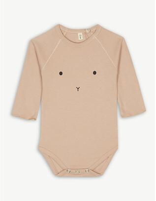 Organic Zoo Bunny cotton bodysuit 0-12 months