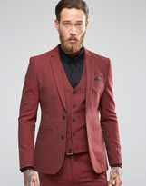 Red Suit Jacket Men - ShopStyle UK