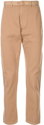 No.21 Casual Tapered Trousers