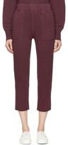 Rag & Bone Burgundy Scout Lounge Pants
