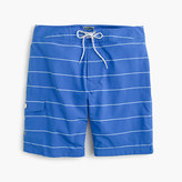 "J.Crew 9"" Board Short In Stripe"