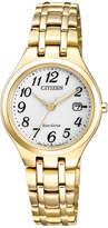 Citizen EW2482-53A Gold Watch