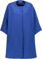 Emilio Pucci Stretch wool, silk and cashmere-blend cape