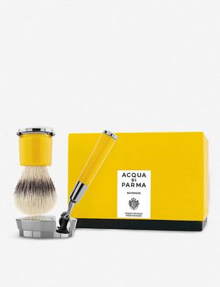 Acqua di Parma Barbiere shaving brush and razor set