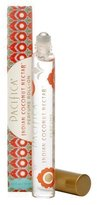 Pacifica Perfume Roll-On, Indian Coconut Nectar 0.33 oz (10 ml)