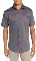 James Campbell Men's Regular Fit Sport Shirt