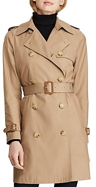 Ralph Lauren Ralph Double-Breasted Trench Coat