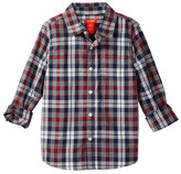 Joe Fresh Plaid Button Down Shirt (Little Boys & Big Boys)