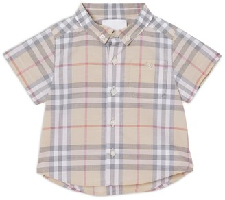 Burberry Kids Vintage Check Shirt