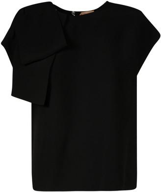 N°21 N.21 Capped Sleeve Blouse