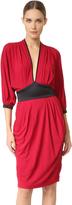 Ungaro Short Sleeve Dress