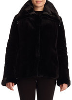 Gorski Reversible Mink Down Jacket